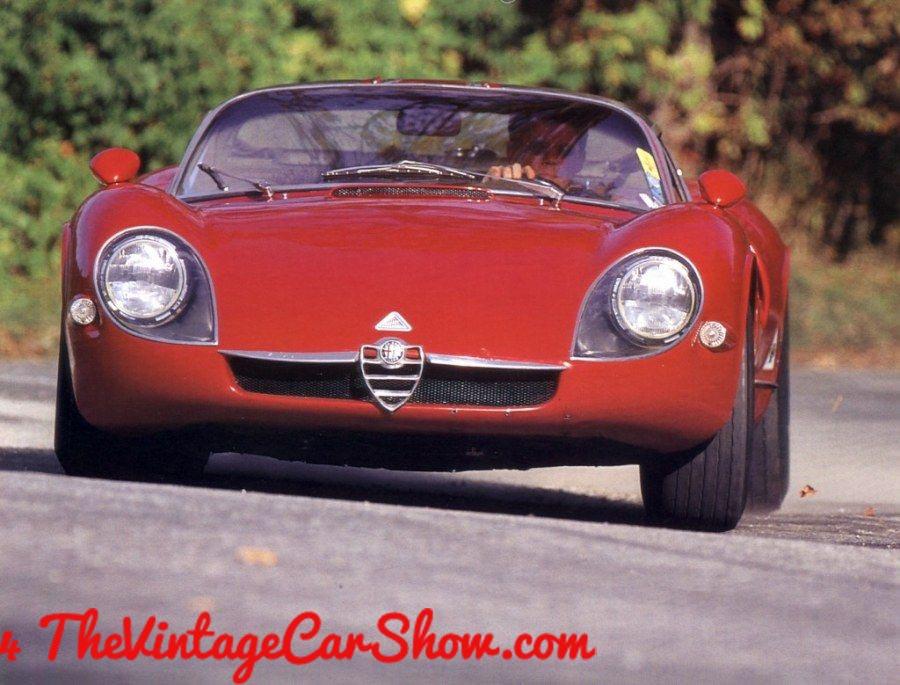 Alfa Romeo | The Vintage Car Show