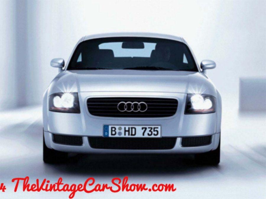 Audi The Vintage Car Show