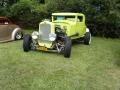Bull Memorial park car show