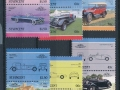 automobile stamps (25)