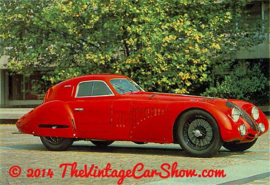 Classic Foriegn Cars