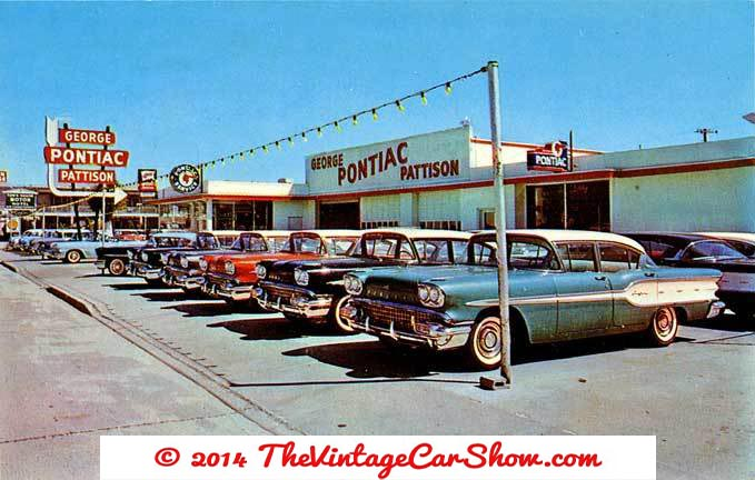 Car Dealership Records