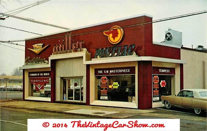 Car Dealerships | The Vintage Car Show
