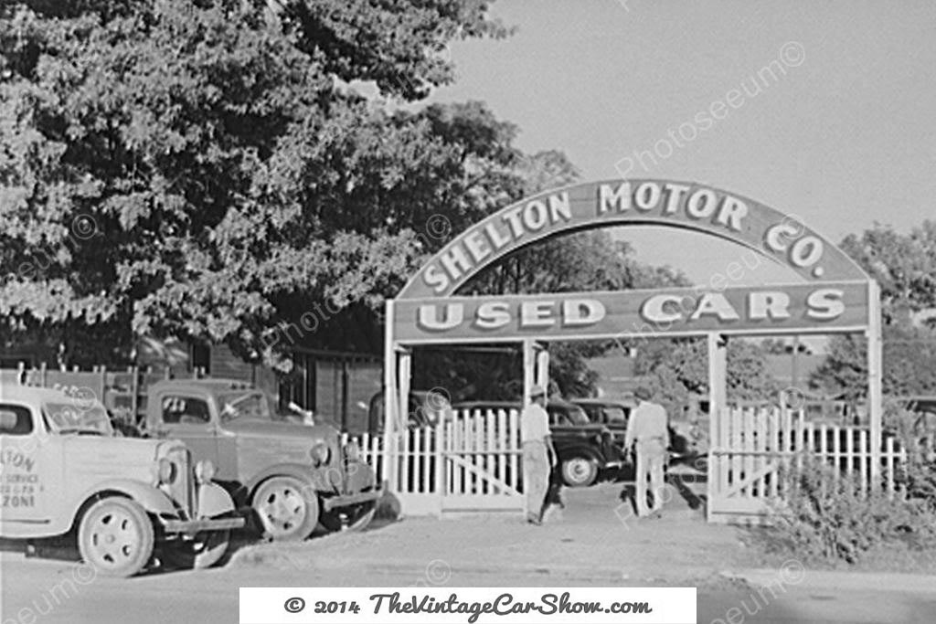 Car Dealerships | The Vintage Car Show
