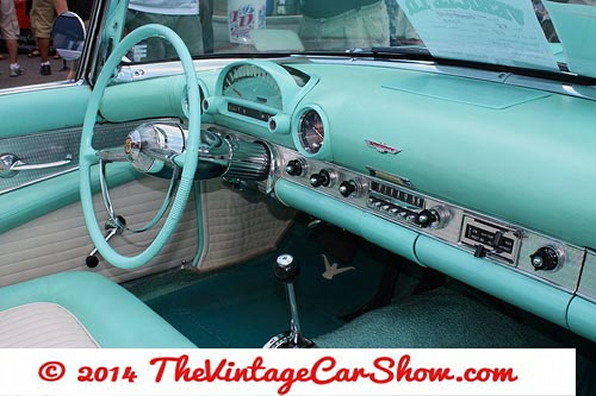 ford the vintage car show. Black Bedroom Furniture Sets. Home Design Ideas