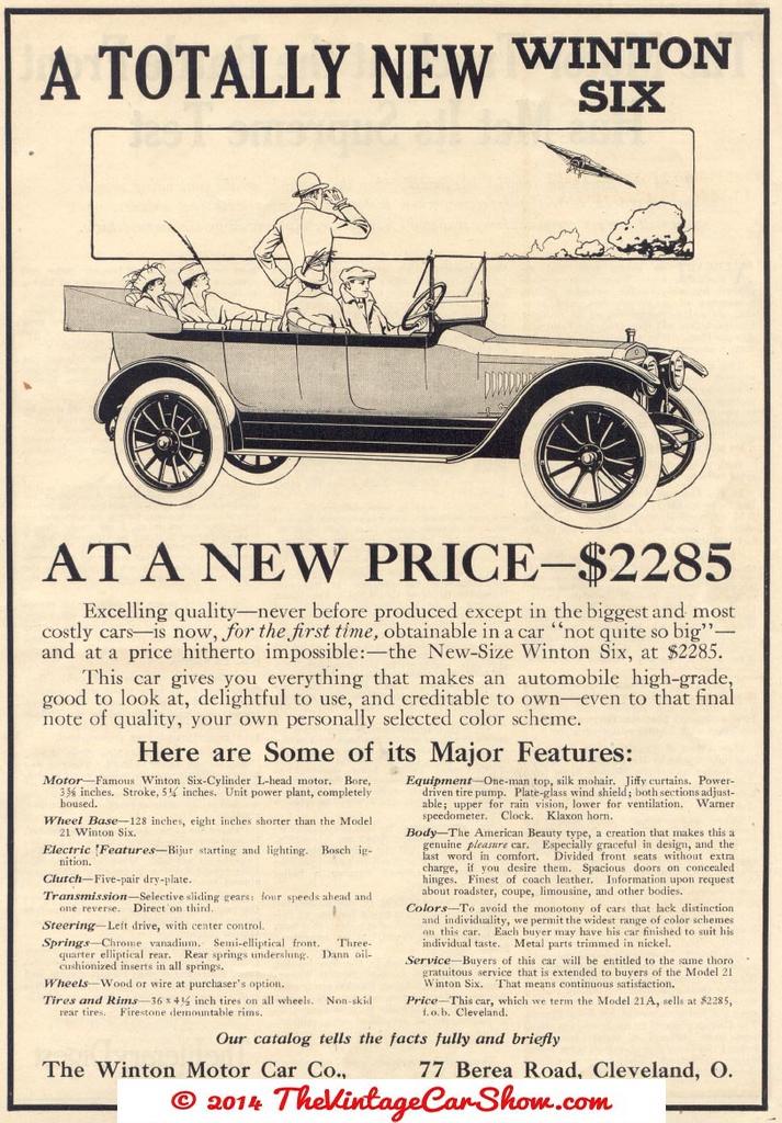 Foreign car magazine ads | The Vintage Car Show
