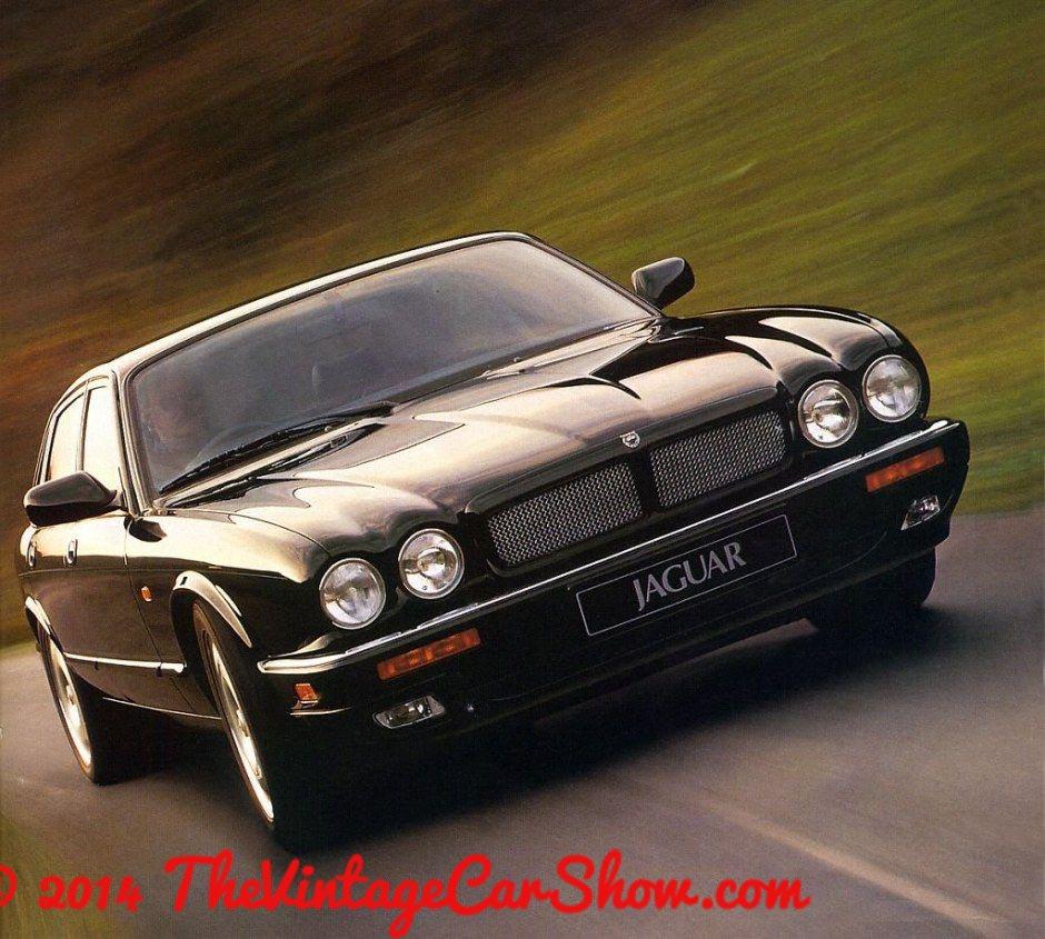 Jaguar Xj Lease: The Vintage Car Show