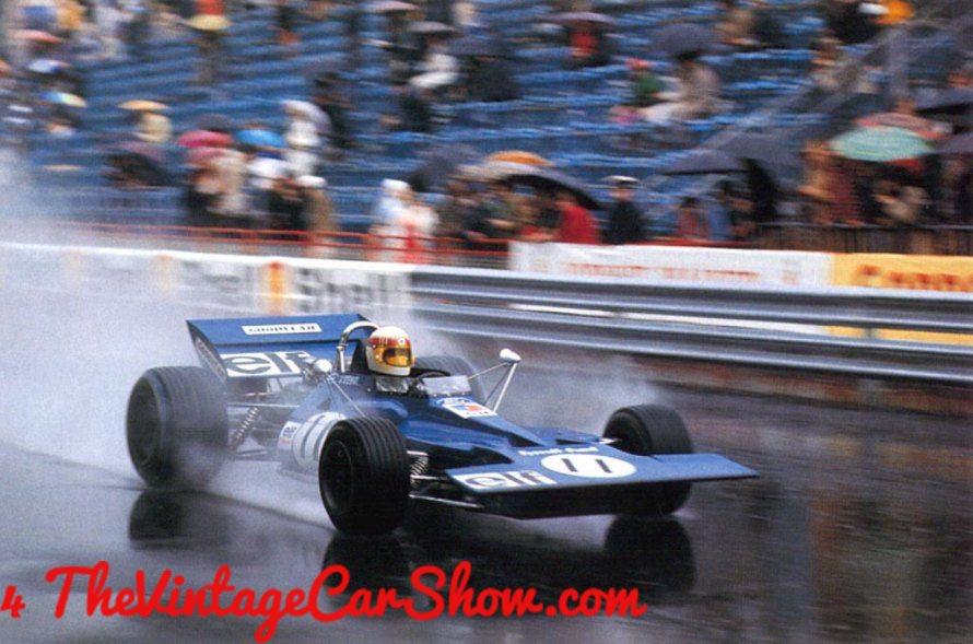 Monaco The Vintage Car Show