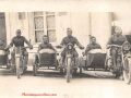 motor corps truck military france ww1