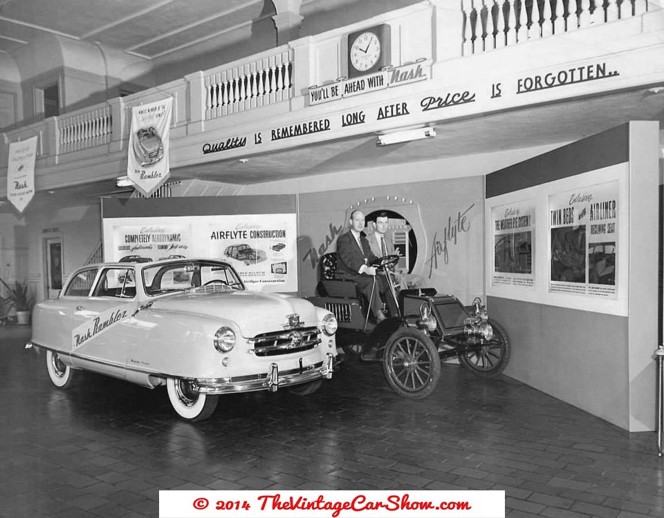 Nash Rambler | The Vintage Car Show