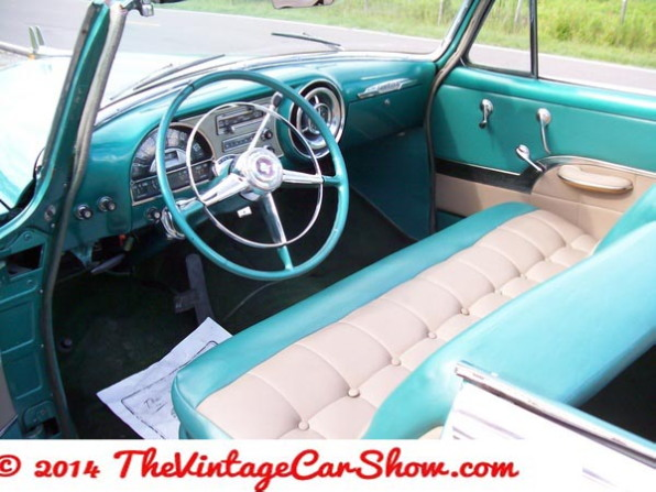 pontiac-1953-chieftain-interior