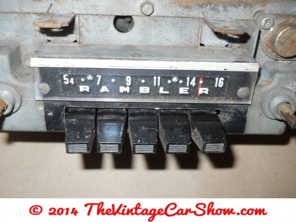 rambler-push-button-car-radio-amc-rambler-for