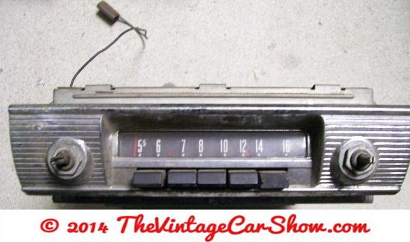 vintage-am-car-radios