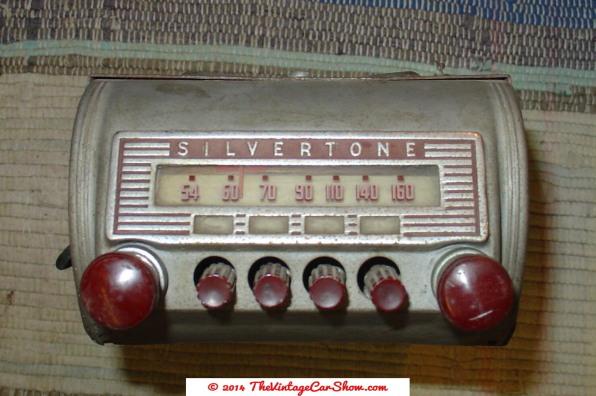 car radios the vintage car show. Black Bedroom Furniture Sets. Home Design Ideas