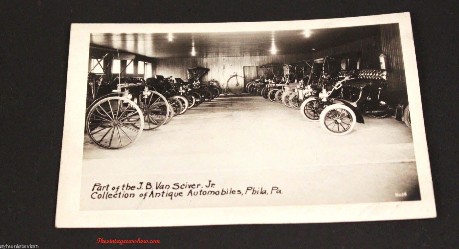 Vintage Cars 1900 | The Vintage Car Show