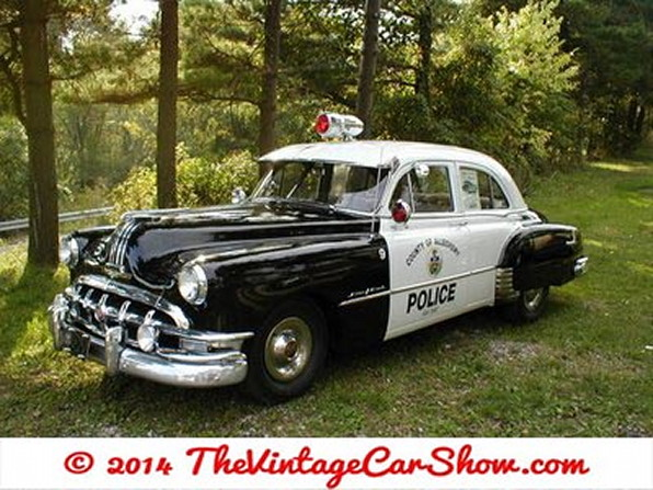 Vintage Police Cars The Vintage Car Show