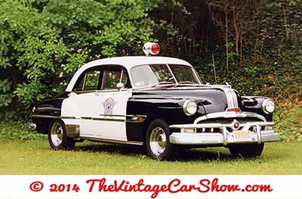 Vintage Police Cars The Vintage Car Show