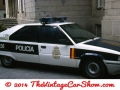 police-car-segovia-spain-april-15-1994