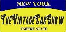 the vintage car show