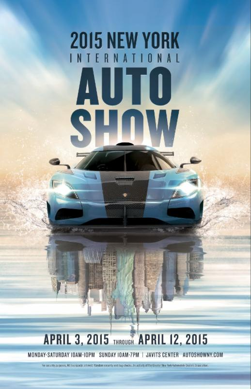 New York International Auto Show The Vintage Car Show - International auto show schedule